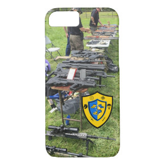 Barely there phone cast by 3 Boar Tactical iPhone 7 Case