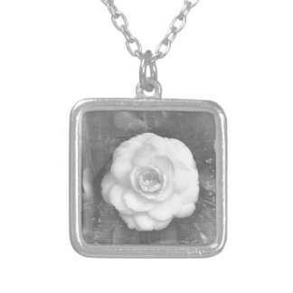 Barely There Silver Plated Necklace