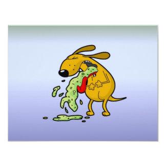 Barfin' Doggie Card