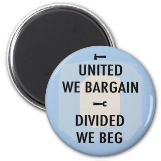 Bargain or Beg III 2 Inch Round Magnet