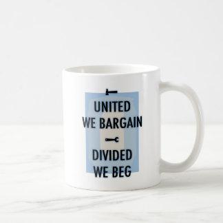 Bargain or Beg III Coffee Mug