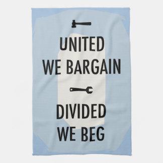 Bargain or Beg III Hand Towel