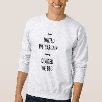 Bargain or Beg III Sweatshirt