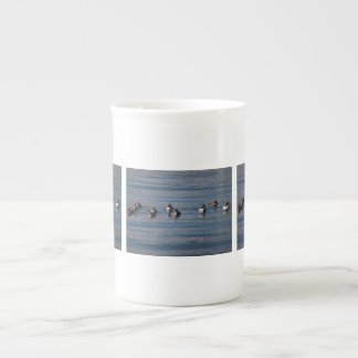 BARGOL Barrows Goldeneyes Tea Cup