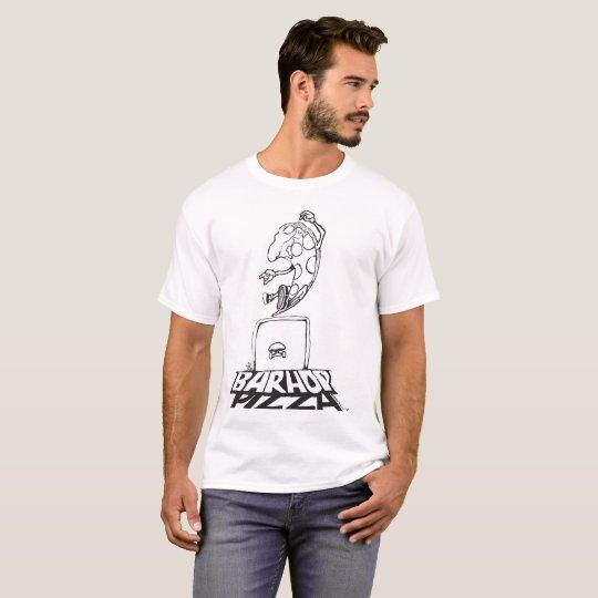 Barhopping pizza T-Shirt
