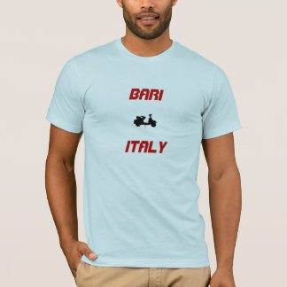Bari, Italy Scooter T-Shirt