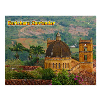 Barichara Santander Colombia Post Card