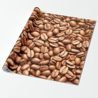 Barista Coffeehouse Shop Coffee Beans Pattern