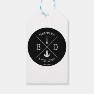 Barista Designs Pack Of Gift Tags