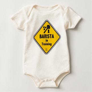 Barista in Training Baby Bodysuit