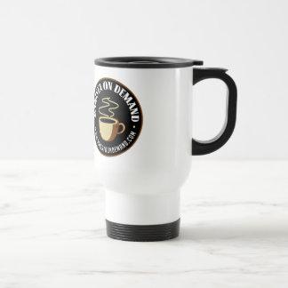Barista on Demand Travel Mug
