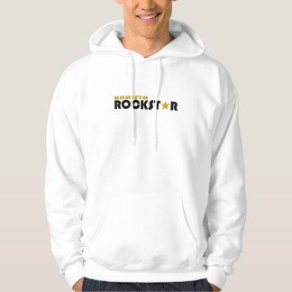 Barista Rockstar 2 Hoodie