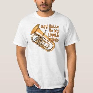 Baritone: My Little Friend T-Shirt