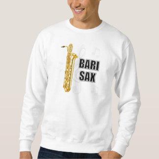 Baritone Sax Sweatshirt
