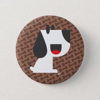 Bark Bark (Brown) - Button