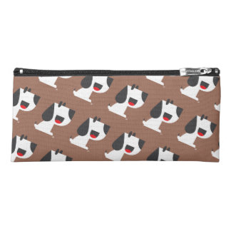 Bark Bark (Brown) - Pencil Case
