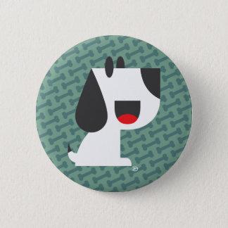 Bark Bark (Green) - Button