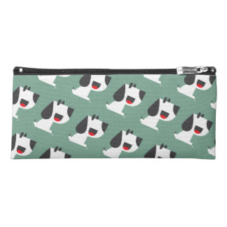 Bark Bark (Green) - Pencil Case