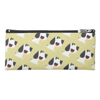 Bark Bark (Yellow) - Pencil Case