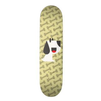 Bark Bark (Yellow) - Skateboard