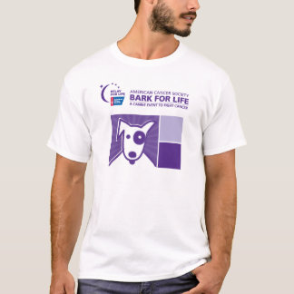 Bark For Life Men's T-Shirt
