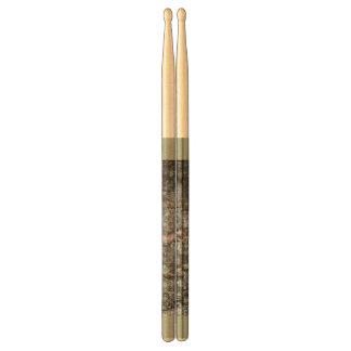 Bark Photo-Realistic Handle Drumsticks