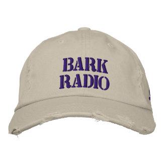 Bark Radio Hat-1 Embroidered Hat
