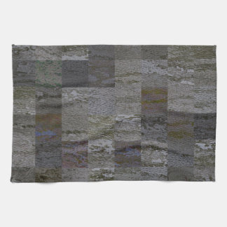 Bark Tiles Kitchen Towel