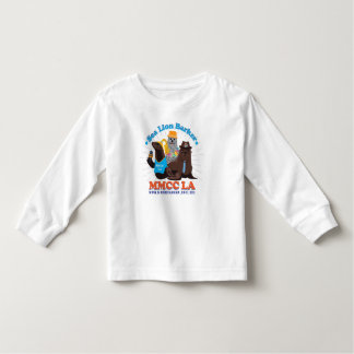 Barker Kids Longsleeve Toddler T-shirt