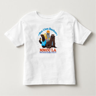 Barker Staff Toddler T-shirts! Toddler T-shirt