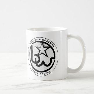 Barker & Wortman Brand Coffee Mug