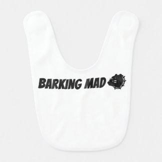 Barking Mad Bib