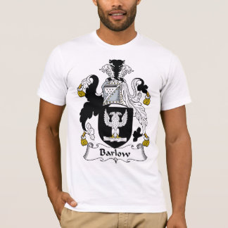Barlow Family Crest T-Shirt