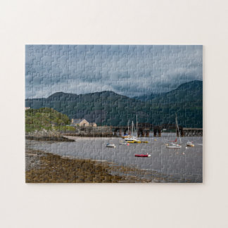 Barmouth Harbour Jigsaw Puzzle