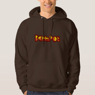 Barmpot Black Country Yorkshire Slang Hoodie