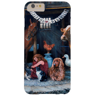 Barn Dance Original Painting iPhone 6 Plus Case