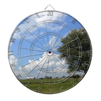 Barn Days Dartboard
