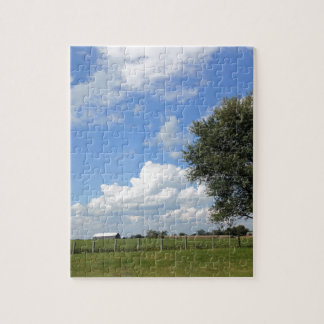 Barn Days Jigsaw Puzzle