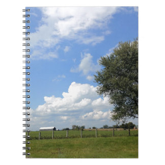 Barn Days Notebook