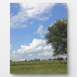 Barn Days Plaque