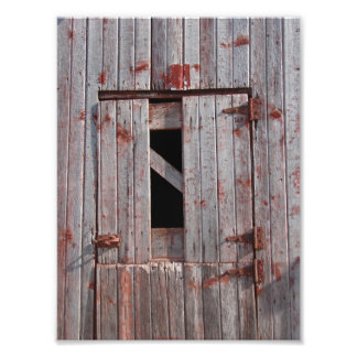 Barn Door Photo Print