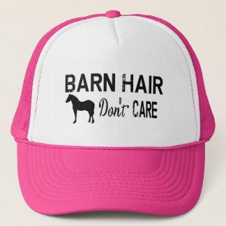 Barn Hair Ball Cap Trucker Hat