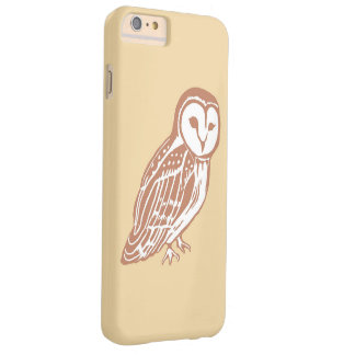 Barn Owl Creme iPhone 6/6s Plus Case