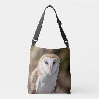 Barn Owl Crossbody Bag