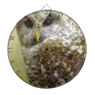 Barn Owl Dartboard