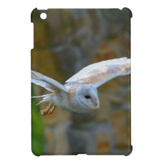 Barn Owl Flying iPad Mini Case