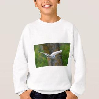 Barn Owl Flying Sweatshirt