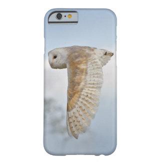Barn Owl in Flight iPhone 6 Case