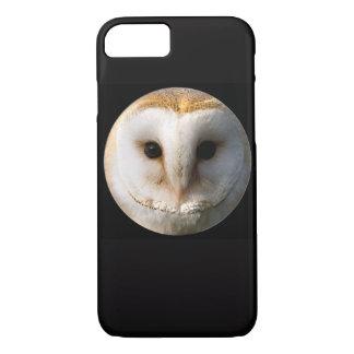 """""""Barn Owl"""" iPhone 7 Case"""
