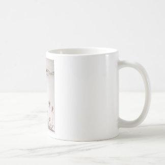 Barn Owl on the hunt Coffee Mug